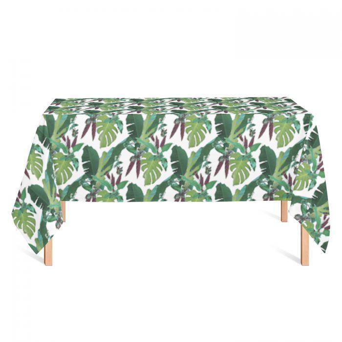 Tafelkleed jungle blad Louise