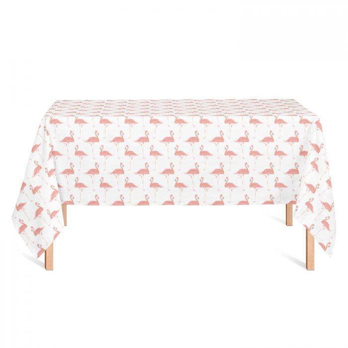 Tafelkleed flamingo Revista