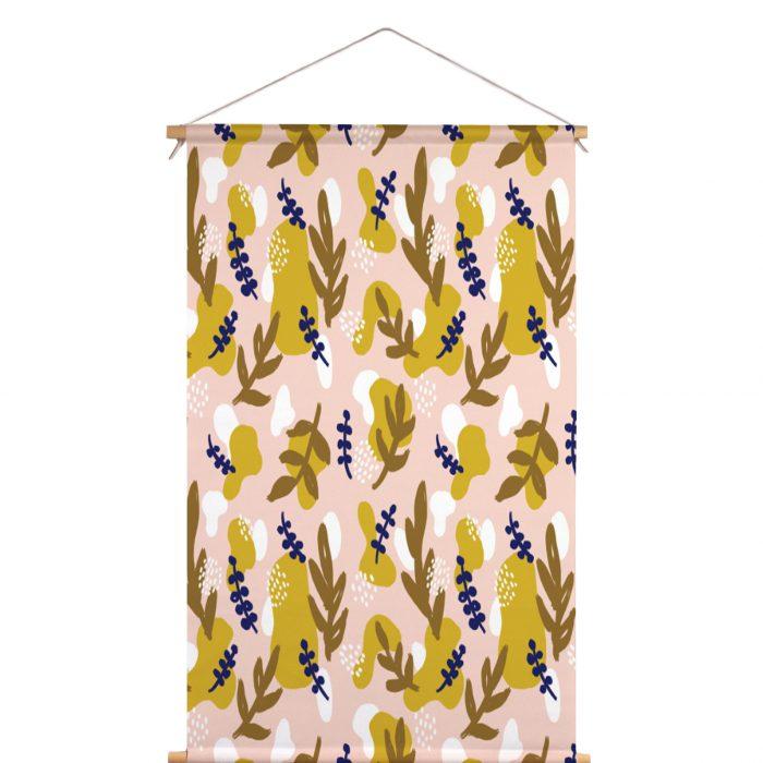 Textielposter herfstbladeren Muchable