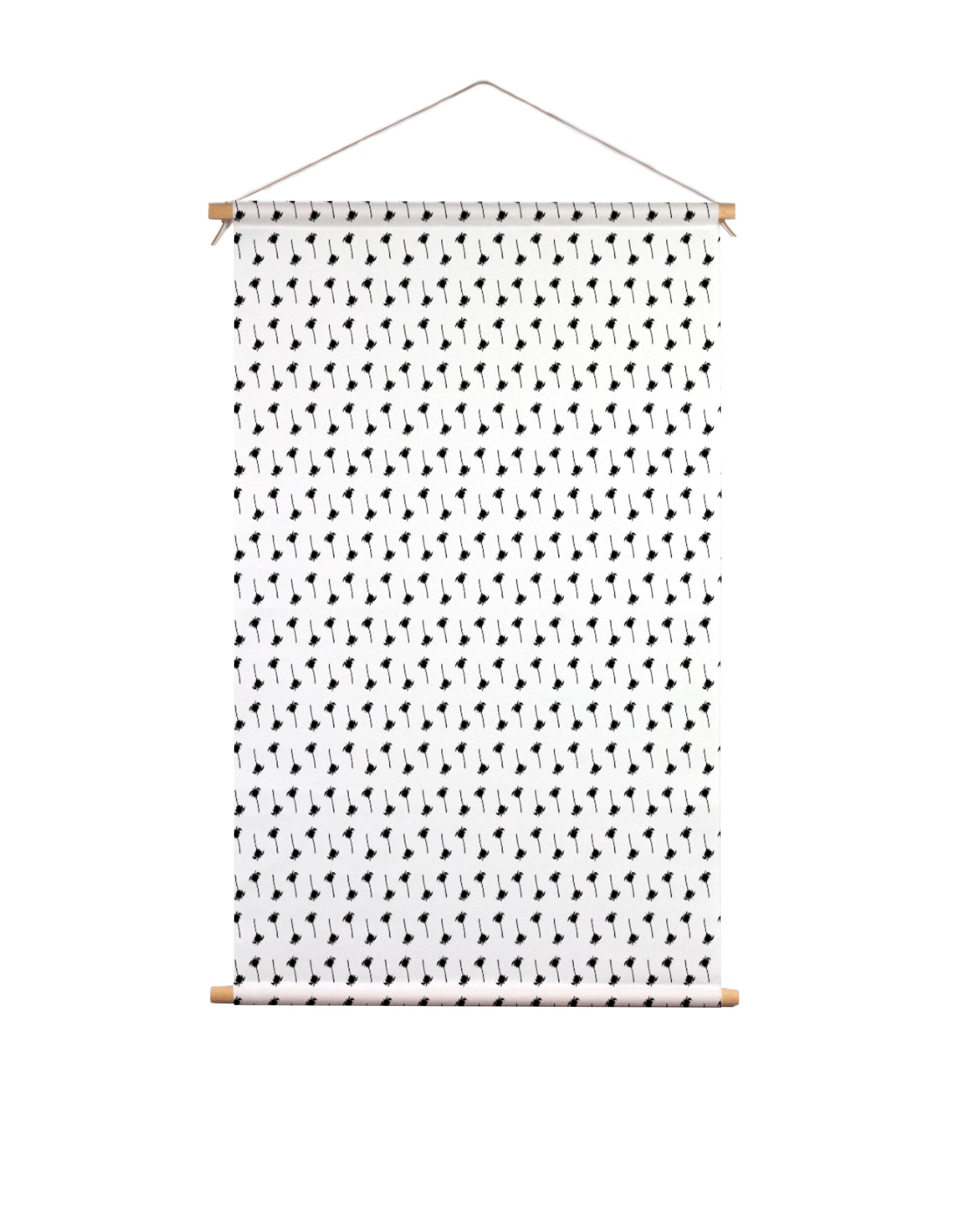 Textielposter-palmbomen-Louise