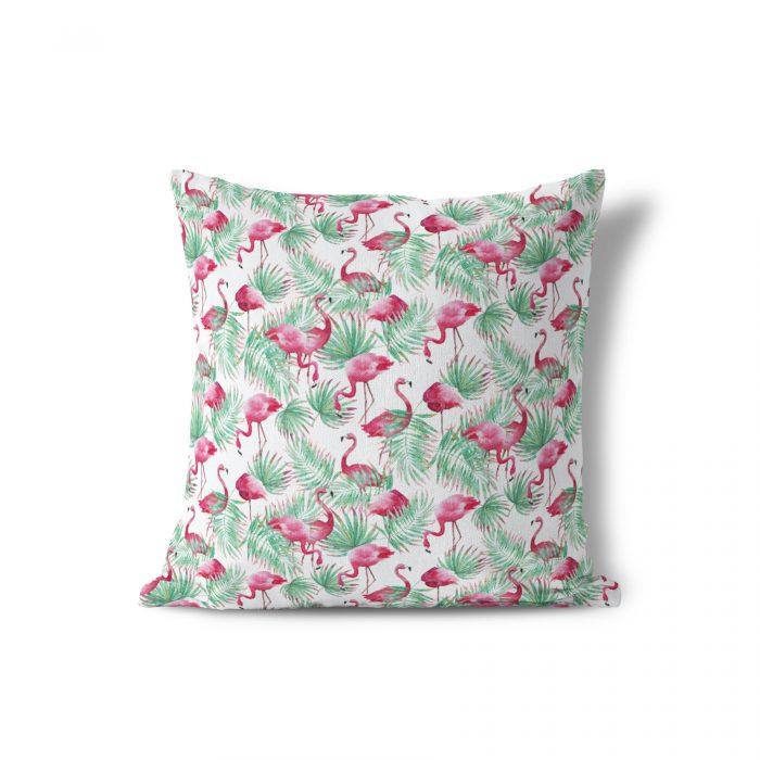 Tuinkussen flamingo paradijs Isabella