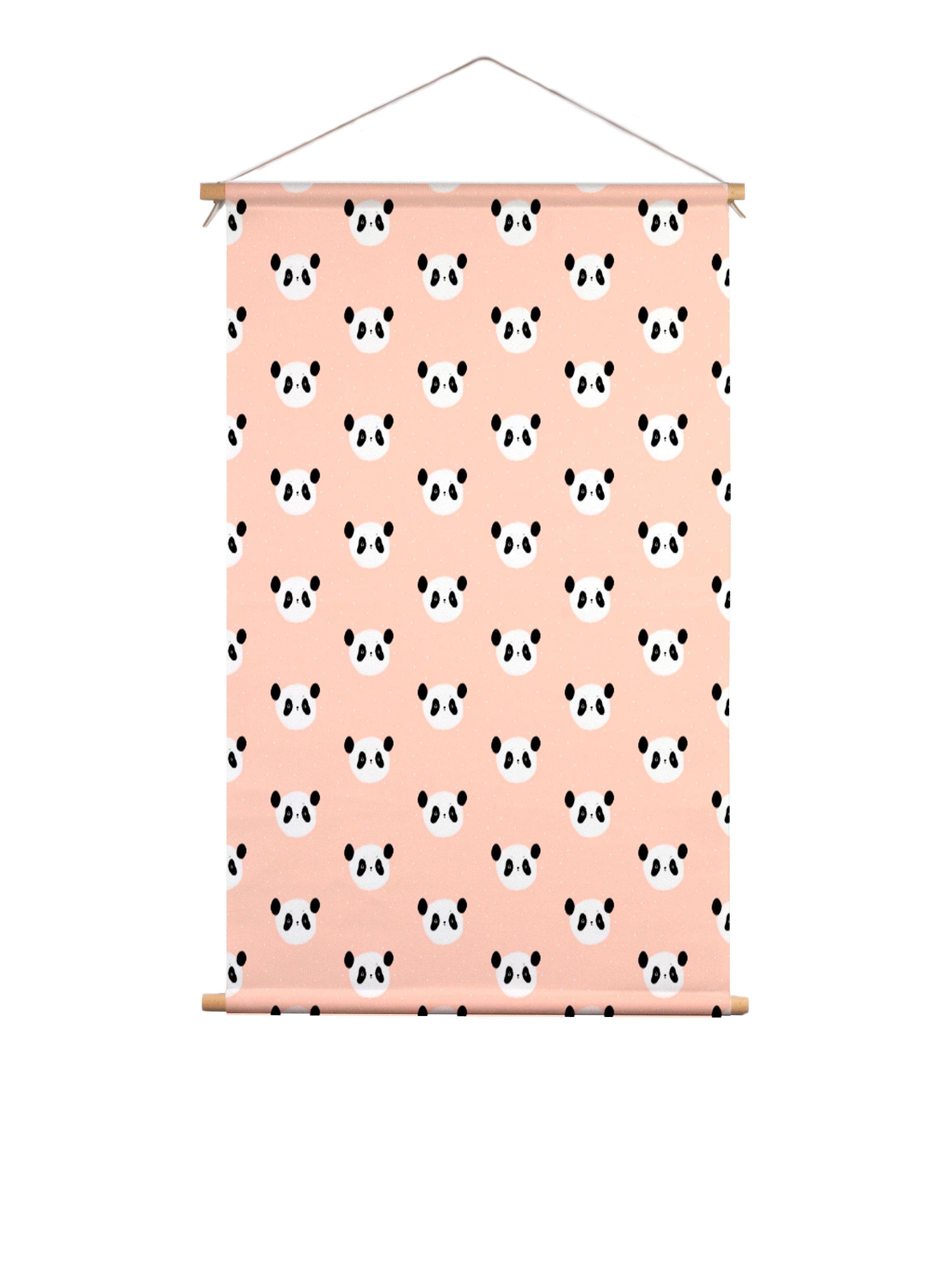 PietEnKees_PietDePanda_textielposter