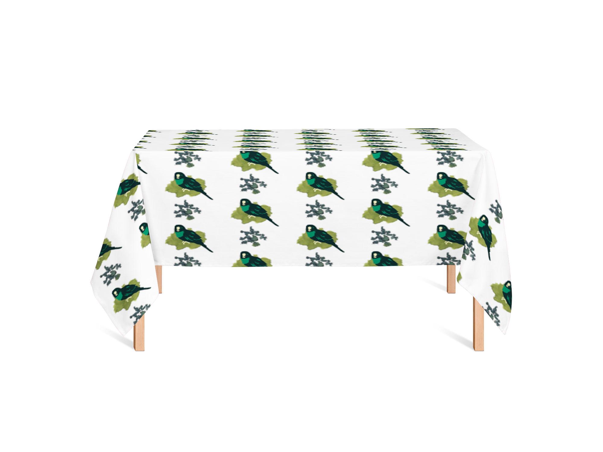 We-Maqe-Exotische-Tropical-Bird_Tafelkleed